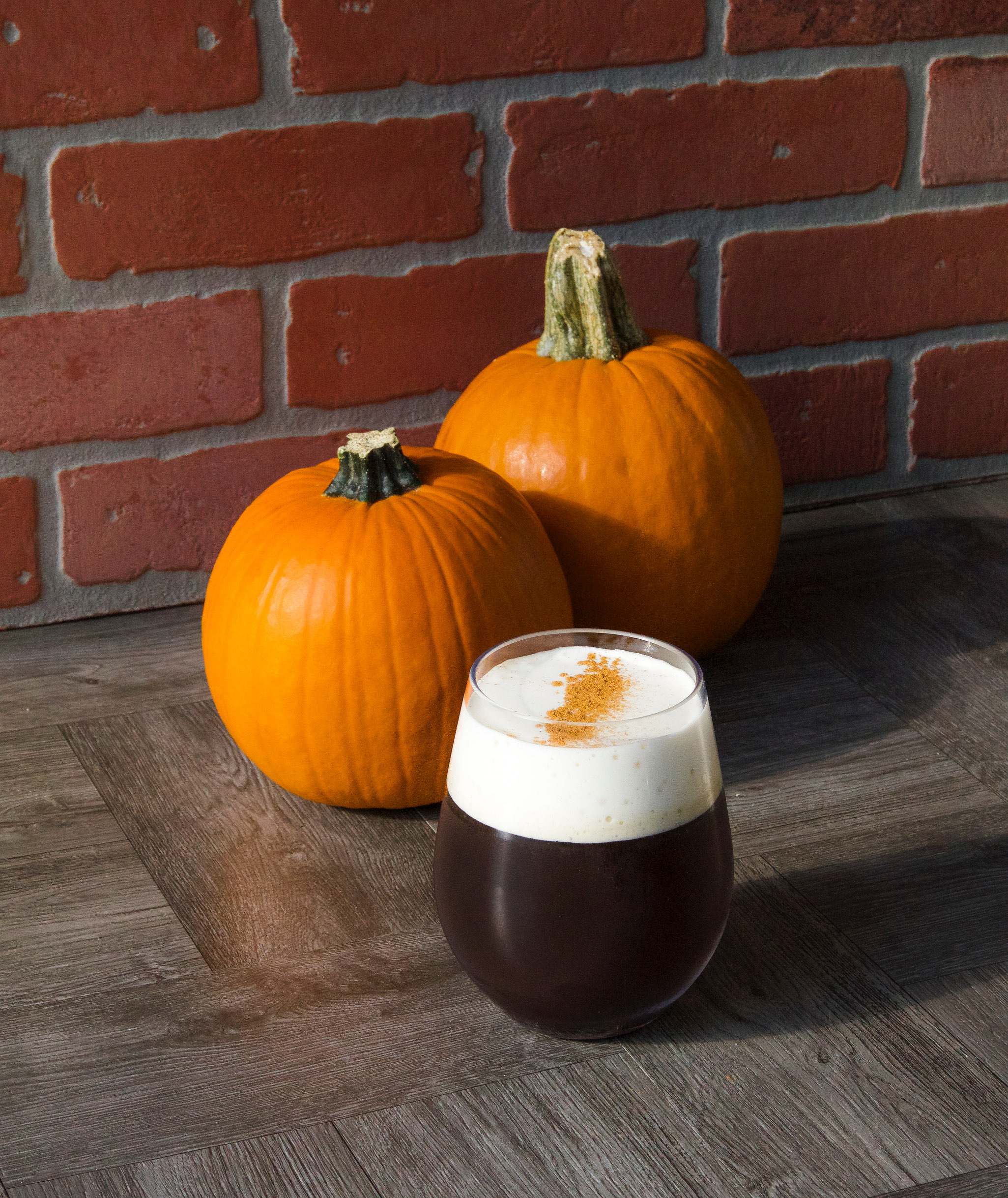 Protein Pumpkin Cold Foam