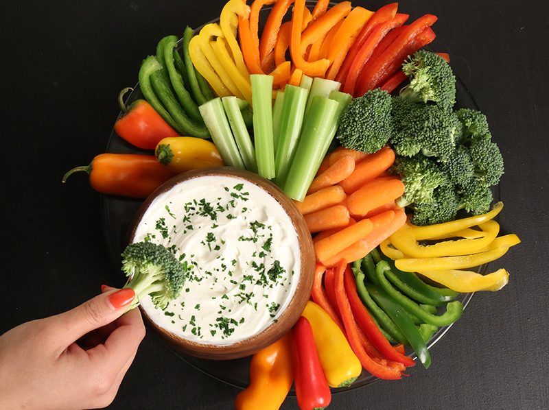 Protein Ranch Dip