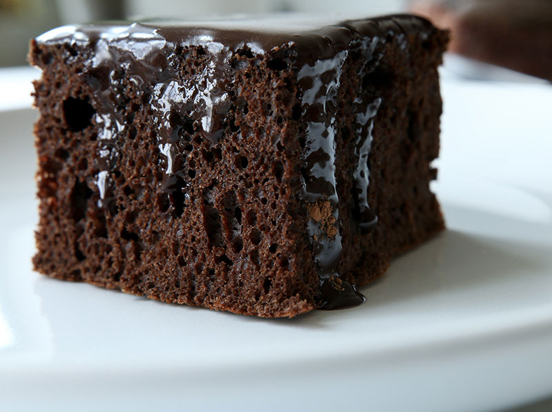 Chocolate Protein Cake Recipe