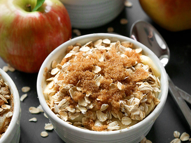 Isopure Apple Crisp In A Mug