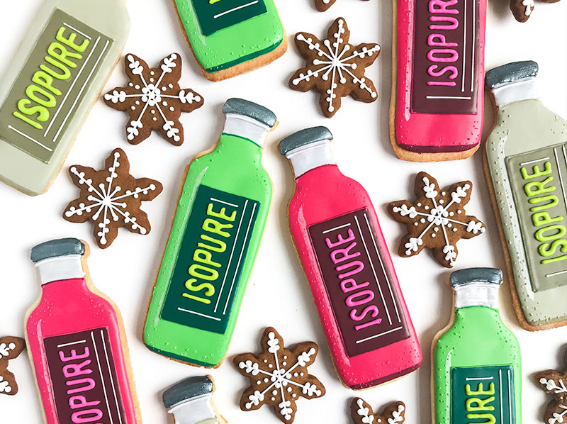Isopure's National Cookie Day