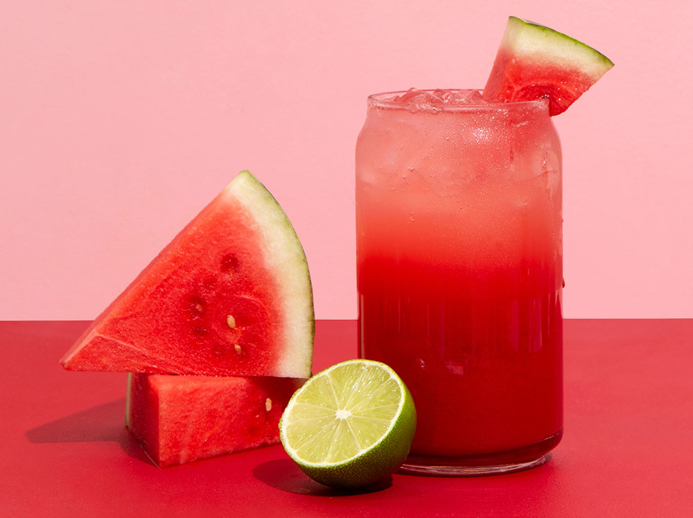 Collagen Watermelon Cooler