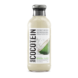 Learn more about Cocotein® by Isopure®