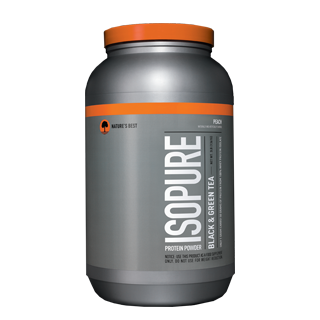 Learn more about Isopure® Black & Green Tea