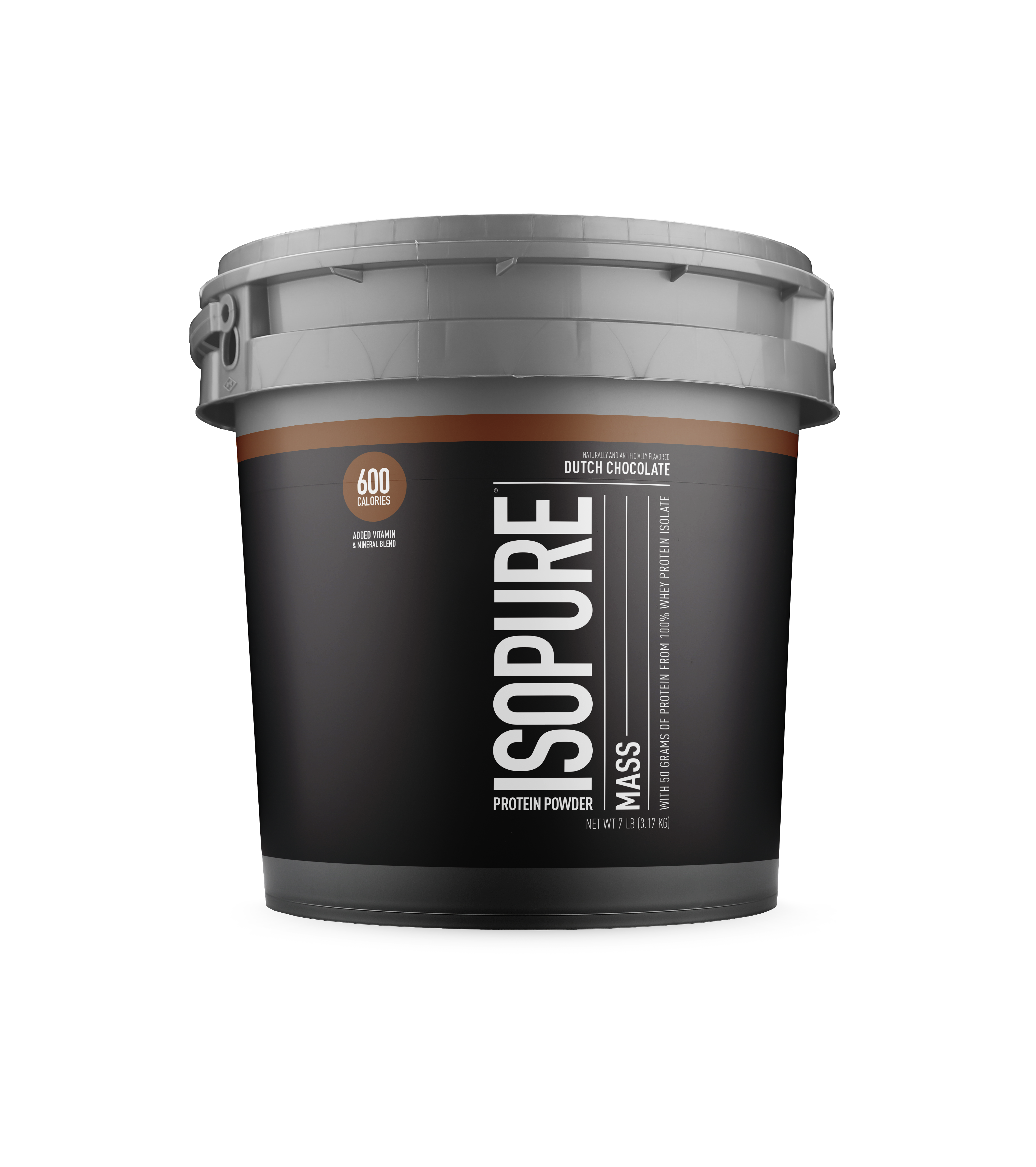 Isopure® MASS: Lactose Free Weight Gainer Powder