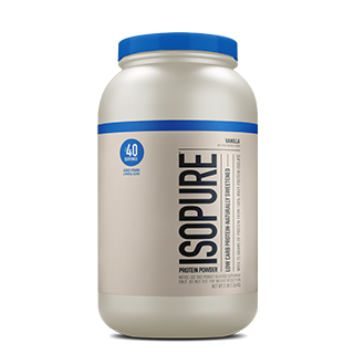 Learn more about Isopure® Natural Flavor