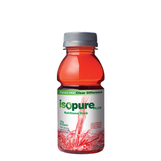 Learn more about Isopure® Plus Nutritional