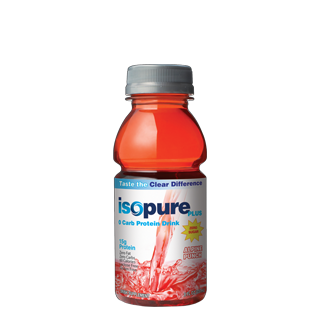 Learn more about Isopure® Plus Zero Carb