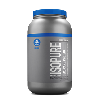 Learn more about Isopure® Zero/Low Carb