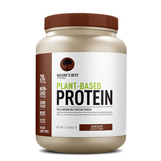 Learn more about Nature's Best® by ISOPURE® Plant-Based Protein