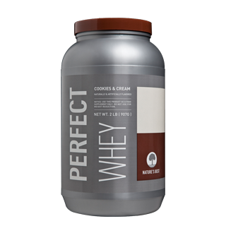 Learn more about Nature's Best® Perfect® Whey