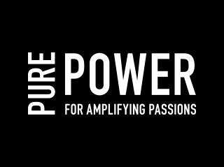 Pure power for amplifying passions